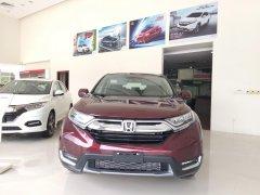 Giao ngay Honda CR-V 1.5 L, màu đỏ, đời 2019, giảm giá sốc khi mua xe tại Honda Ôtô Thanh Hóa, LH: 0962028368