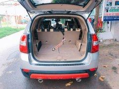 Bán xe Chevrolet Captiva đời 2007, màu bạc, số sàn, giá tốt