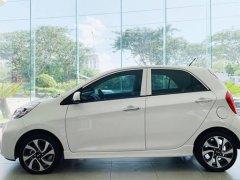 Bán ô tô Kia Morning MT 2019, màu trắng, nhập khẩu, giá chỉ 299 triệu