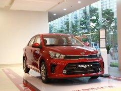 Cần bán xe Kia Soluto AT 2019, màu đỏ, nhập khẩu
