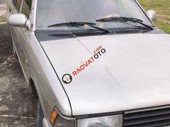 Cần bán Nissan 100NX sản xuất năm 1985, màu bạc, nhập khẩu