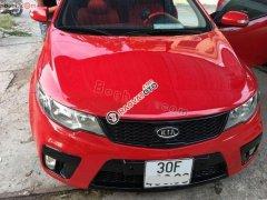Xe Kia Forte Koup 1.6 AT đời 2009, màu đỏ chính chủ, giá 415tr
