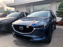 Bán Mazda CX 5 đời 2018, màu xanh lam, nhập khẩu