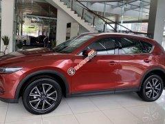 Bán Mazda CX 5 đời 2018, màu đỏ, nhập khẩu, 888tr