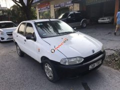 Cần bán xe Fiat Siena đời 2002, màu trắng xe nguyên bản