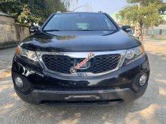 Cần bán lại xe Kia Sorento 2.4 AT đời 2012, màu đen số tự động