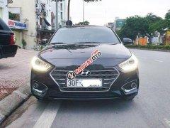 Bán xe Hyundai Accent đời 2019, màu đen xe nguyên bản