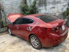 Cần bán lại xe Mazda 3 năm sản xuất 2016, màu đỏ, nhập khẩu