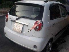 Bán Chevrolet Spark sản xuất 2009, màu trắng, xe nhập giá tốt