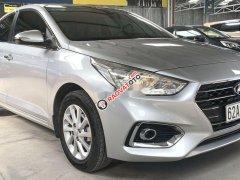 Cần bán Hyundai Accent 1.4MT CVT năm sản xuất 2019, màu bạc