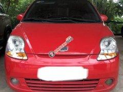 Bán xe Chevrolet Spark Van MT 2013, màu đỏ
