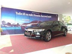Honda Ôtô Thanh Hóa, giao ngay Honda Accord 1.5 VTEC Turbo, màu đen, đời 2019, giá ưu đãi - LH: 0962028368
