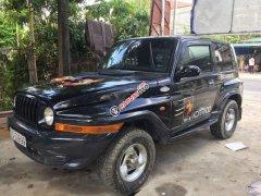 Cần bán Ssangyong Korando năm 2000, màu đen, xe nhập, giá tốt