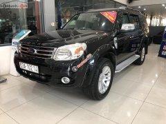 Cần bán Ford Everest 2.5L MT 2014, màu đen số sàn
