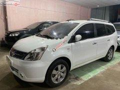 Cần bán Nissan Grand livina năm sản xuất 2012, màu trắng, số tự động, 316tr