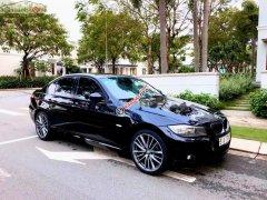 Cần bán xe BMW 3 Series 325i năm sản xuất 2010, màu đen, xe nhập xe gia đình, 520tr