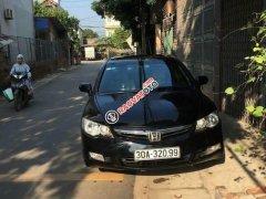 Cần bán xe Honda Civic đời 2006, màu đen, số sàn