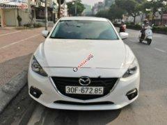 Cần bán xe Mazda 3 1.5 AT sản xuất năm 2016, màu trắng chính chủ