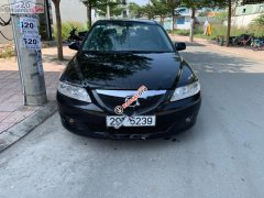 Cần bán xe Mazda 6 sản xuất năm 2003, màu đen số sàn, giá 225tr