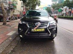 Cần bán xe Toyota Fortuner 2.7V sản xuất 2017, màu nâu, nhập khẩu nguyên chiếc