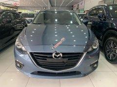 Bán Mazda 3 1.5AT năm sản xuất 2015, màu xanh lam, giá 560tr