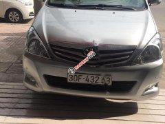 Bán ô tô Toyota Innova G năm sản xuất 2012, màu bạc, giá tốt