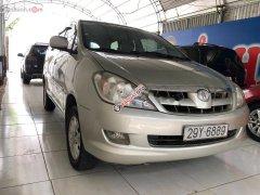 Cần bán Toyota Innova G 2006, màu bạc