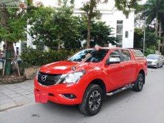 Cần bán Mazda BT 50 sản xuất năm 2016, màu đỏ, nhập khẩu số tự động