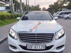 Cần bán lại xe Mercedes S400 sản xuất 2015, màu trắng, nhập khẩu