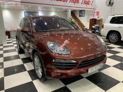 Bán Porsche Cayenne S 2010, màu nâu, nhập khẩu