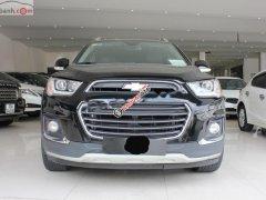 Cần bán gấp Chevrolet Captiva LTZ 2.4AT đời 2016, màu đen, giá tốt