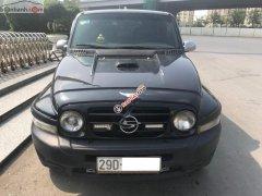 Cần bán lại xe Ssangyong Korando đời 2004, màu đen, nhập khẩu nguyên chiếc chính hãng