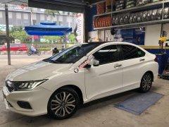 Bán Honda City 1.5top sản xuất năm 2017, màu trắng giá cạnh tranh