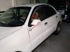 Bán Daewoo Lanos LS đời 2003, màu trắng, xe còn mới, giá tốt