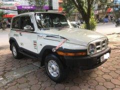 Cần bán xe Ssangyong Korando TX7 4X2  AT 2005, màu trắng, nhập khẩu số tự động
