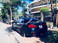 Cần bán BMW 5 Series 520i sản xuất năm 2016, màu xanh lam, nhập khẩu