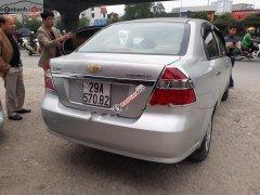Bán Chevrolet Aveo 2011, màu bạc chính chủ, 185tr