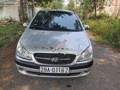 Cần bán gấp Hyundai Getz năm 2010, màu bạc, xe nhập số sàn