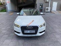 Bán xe Audi A3 1.8 AT năm sản xuất 2014, màu trắng, nhập khẩu