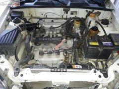 Cần bán lại xe Daewoo Lanos SX đời 2003, màu trắng còn mới