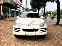 Bán xe Porsche Cayenne 3.6 V6 đời 2009, màu trắng, nhập khẩu