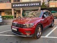 Cần bán Volkswagen Tiguan năm sản xuất 2019, màu đỏ, xe nhập