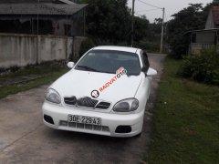 Cần bán lại xe Daewoo Lanos 2002, màu trắng, xe nhập chính hãng