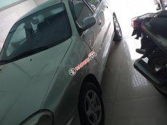 Cần bán lại xe Daewoo Lanos sản xuất năm 2002, màu bạc, 87tr xe còn mới