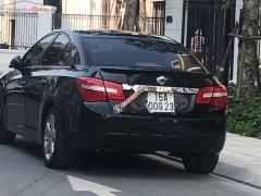 Cần bán lại xe Daewoo Lacetti CDX 1.8 AT 2011, màu đen, xe nhập, 295tr
