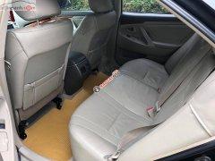 Bán Toyota Camry 2.4G 2010, màu đen như mới, giá tốt