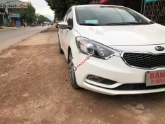 Cần bán xe Kia K3 1.6 MT sản xuất năm 2014, màu trắng, giá 425tr