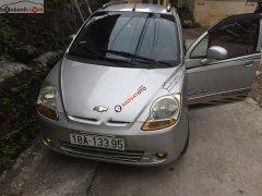 Bán ô tô Chevrolet Spark LT 0.8 MT năm sản xuất 2010, màu bạc, 105 triệu
