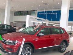Bán Volkswagen Tiguan Allspace Luxury 2019, màu đỏ, nhập khẩu
