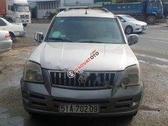 Cần bán lại xe Mekong Pronto sản xuất năm 2007, màu bạc xe nguyên bản
